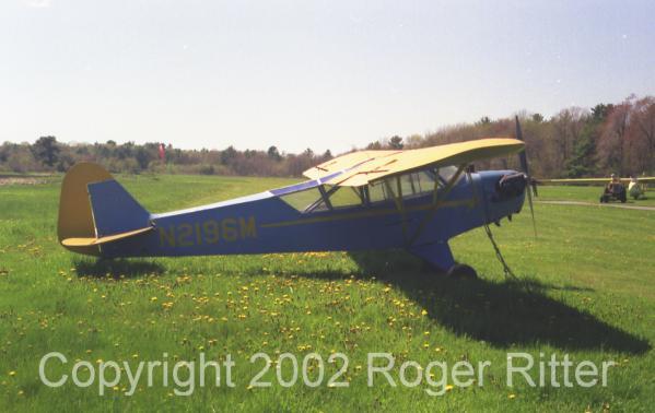 Cessna 150 Taildragger