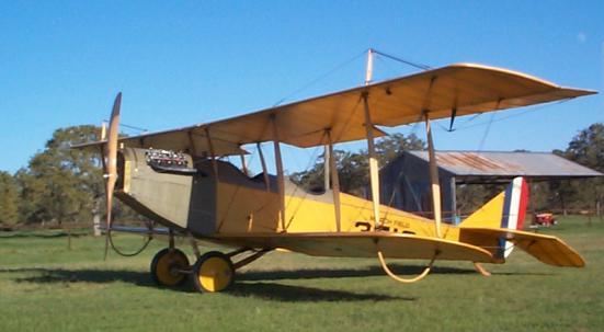 Curtiss Jn 4. Curtiss Jenny